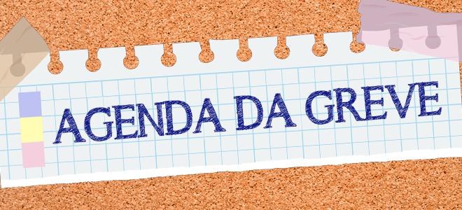 #GREVEUESB: Confira a agenda de mobilização
