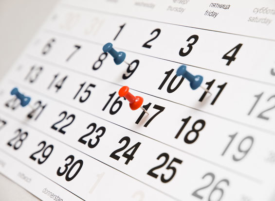 Agenda do ANDES - SN para o mês de Novembro