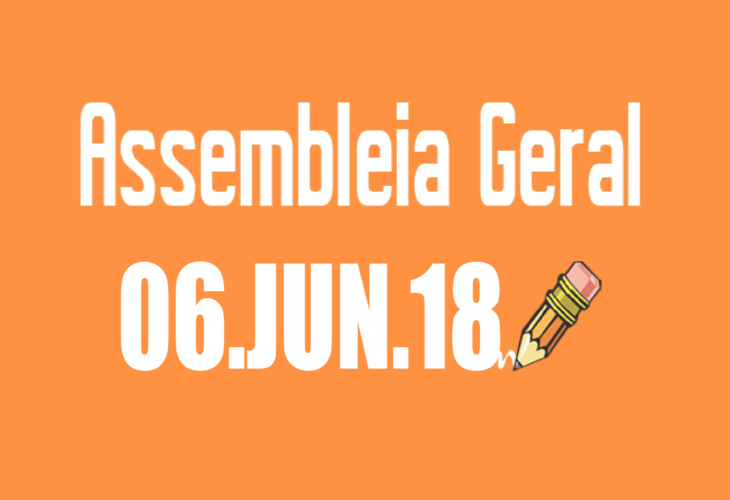 EDITAIS DE CONVOCAÇÃO DE ASSEMBLEIAS - 6 DE JUNHO DE 2018