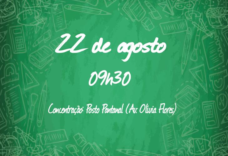 O Governador Rui Costa estará em Conquista na segunda (22): participe do protesto
