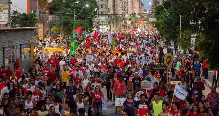 Ato unificado será no dia 12 de julho, em Brasília
