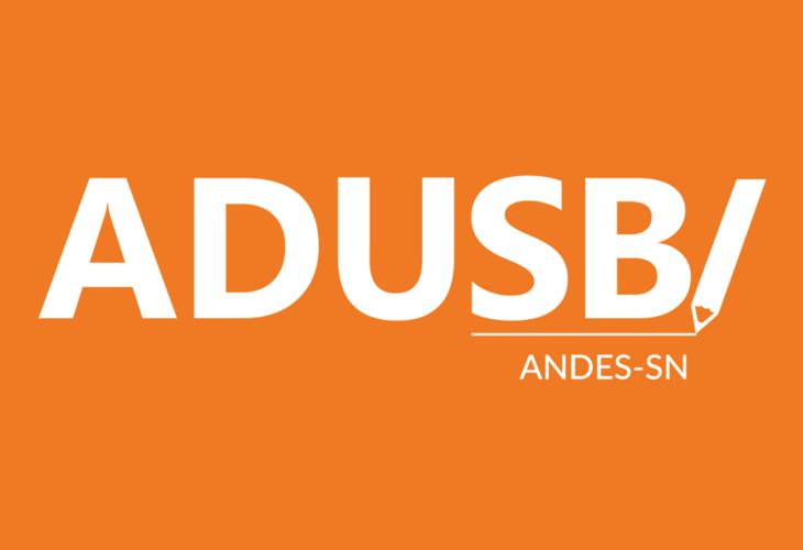 Adusb suspende funcionamento a partir da quarta-feira (18)