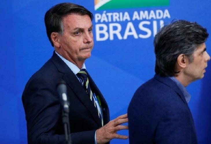 Bolsonaro troca ministro da Saúde e defende fim de isolamento social apesar de mortes pela Covid-19