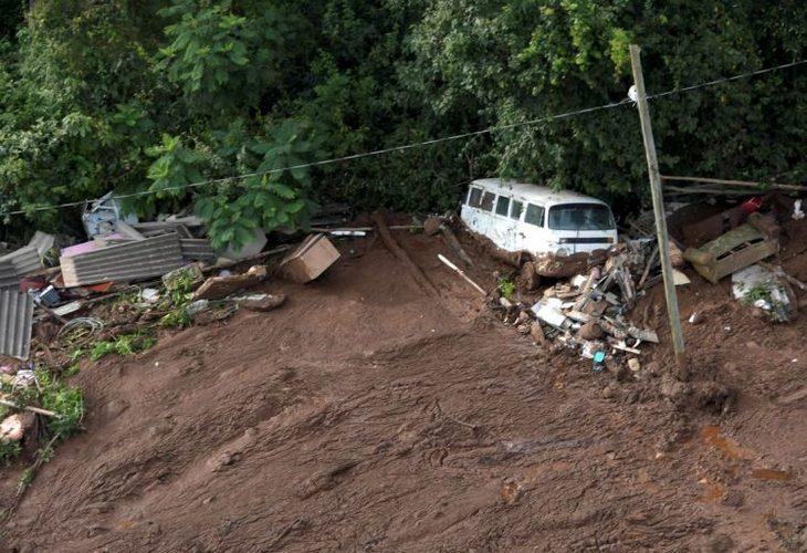 Rompimento da barragem de Brumadinho/MG foi crime! Vale tudo pelo lucro!