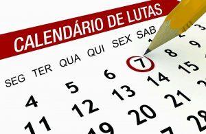 CSP-Coluntas: Atenção ao calendário de lutas e atividades que acontecem neste período