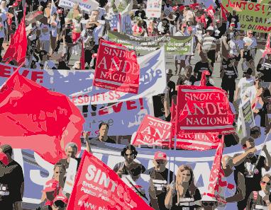 2015 é ano de luta! Setor das IFES aponta para greve nacional