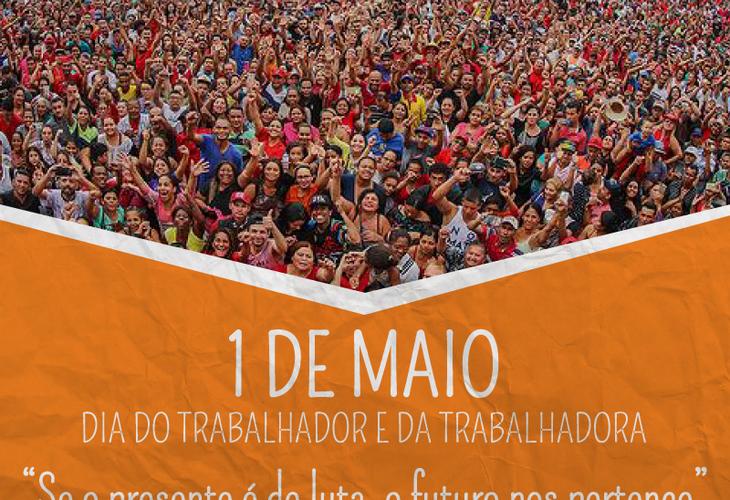 1º de maio: construir a unidade contra a retirada de direitos