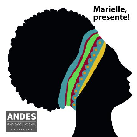 Vigílias marcam um mês da execução de Marielle Franco e Anderson Gomes