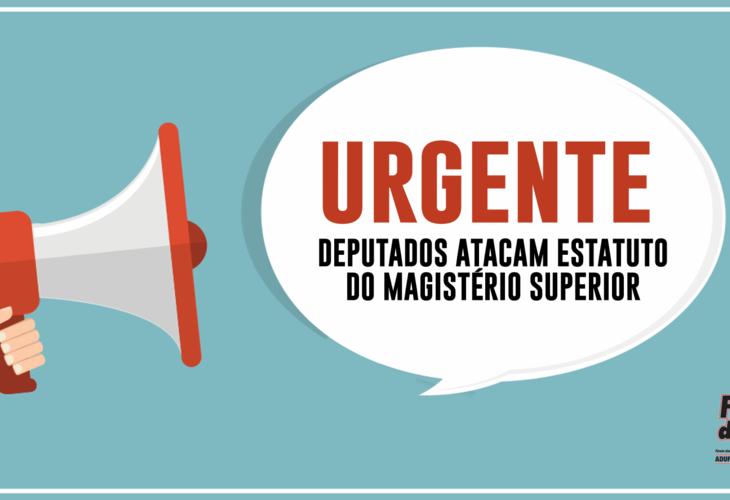 Em manobra na AL-BA, governo Rui Costa ataca Estatuto do Magistério do Superior
