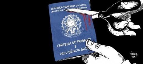 Câmara de corruptos aprova reforma trabalhista. A resposta dos trabalhadores é o 28 de abril. Vamos parar o Brasil!