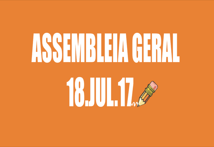 EDITAL DE CONVOCAÇÃO DE ASSEMBLEIA EXTRAORDINÁRIA - 18 DE JULHO DE 2017
