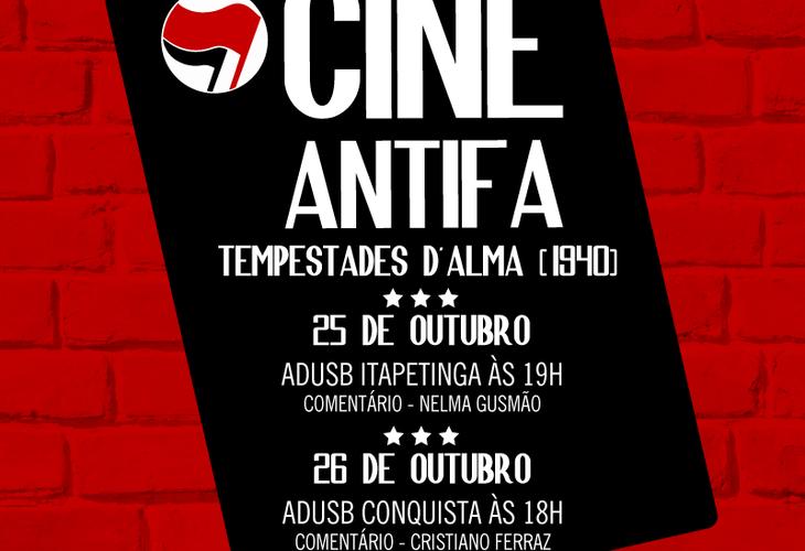 Cine Antifa discute ascensão do nazismo
