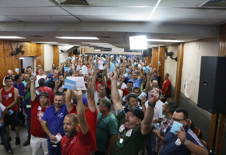 Rumo ao 3° Congresso da CSP-Conlutas, assembleias pelo país elegem delegadas e delegados dos movimentos sindical e popular