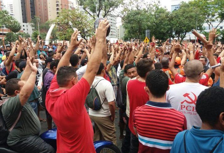 30 de junho: paralisações e protestos em todo país demonstram insatisfação e que é possível uma grande Greve Geral para derrotar Temer e as reformas