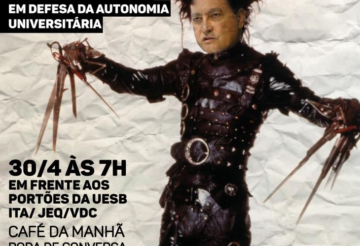 MOBILIZAÇÃO CONTRA O CORTE DE SALÁRIOS ACONTECE NA TERÇA-FEIRA (30)