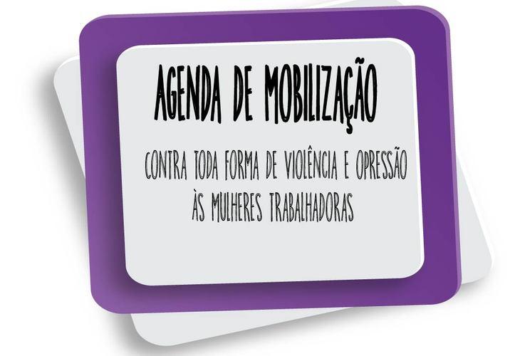 Confira a agenda de mobilização no mês das mulheres