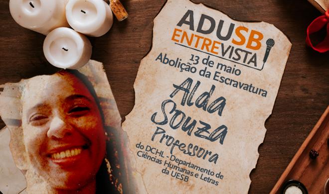 Entrevista com Alda Souza: Pandemia, políticas sociais e população negra