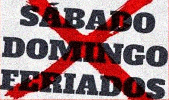 Novo ataque: Bolsonaro amplia liberação do trabalho aos sábados, domingos e feriados a 13 segmentos