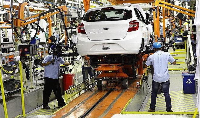 É urgente resistir! Ford quer fechar as portas no Brasil