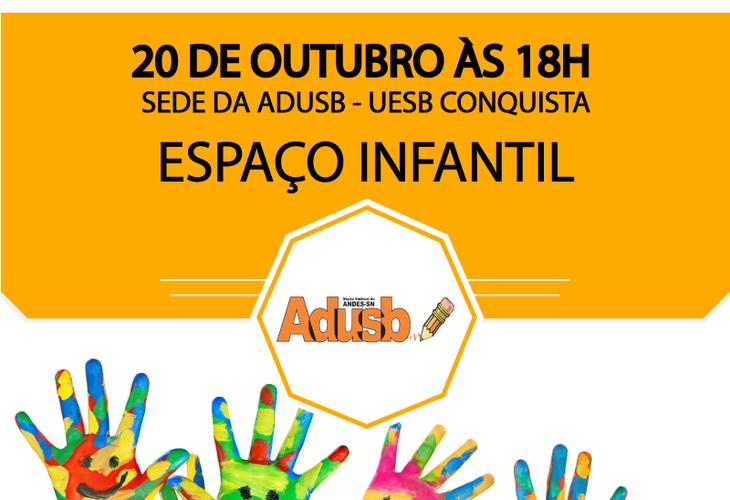 Confraternização da Adusb em Vitória da Conquista contará com programação infantil