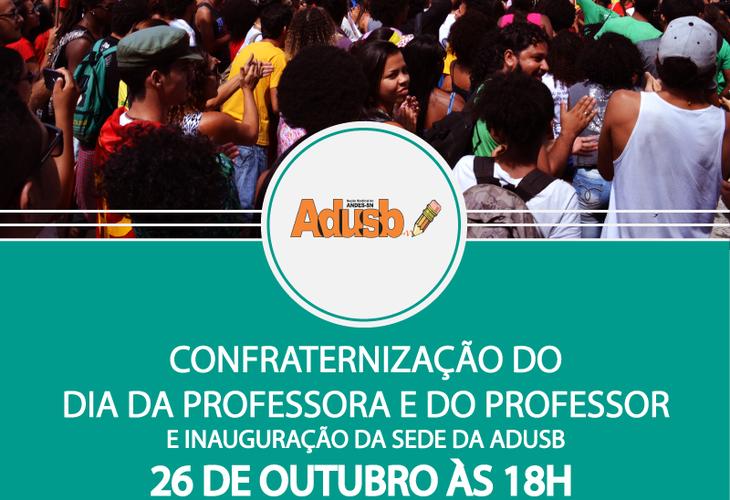 Confraternização Dia do(a) Professor(a) em Itapetinga