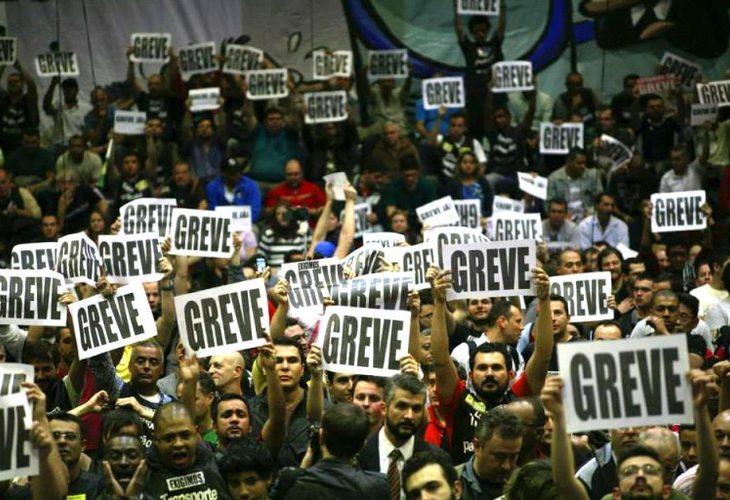 Lutas em alta: trabalhadores protagonizaram quase 1.600 greves no ano passado