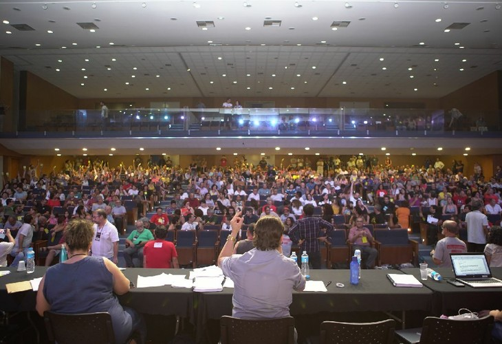 39º Congresso delibera pela permanência do ANDES-SN filiado à CSP-Conlutas