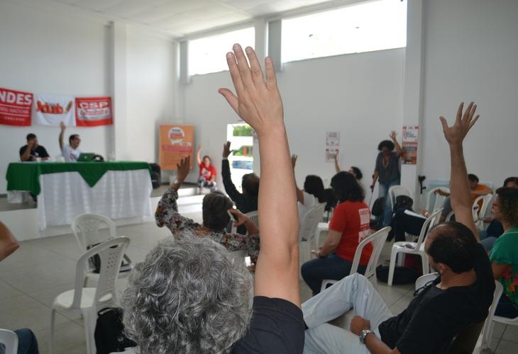 Assembleia debate os ataques do governo Rui Costa, mobilização e o Congresso do ANDES-SN