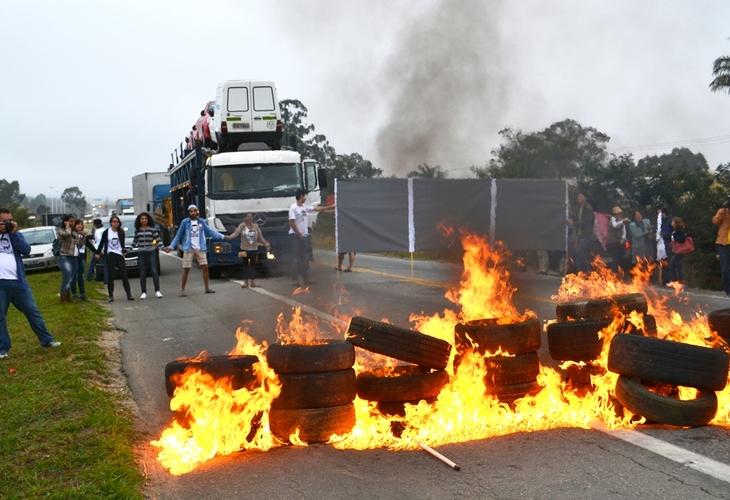 Quando a pátria não é educadora, a greve das Universidades Estaduais da Bahia é