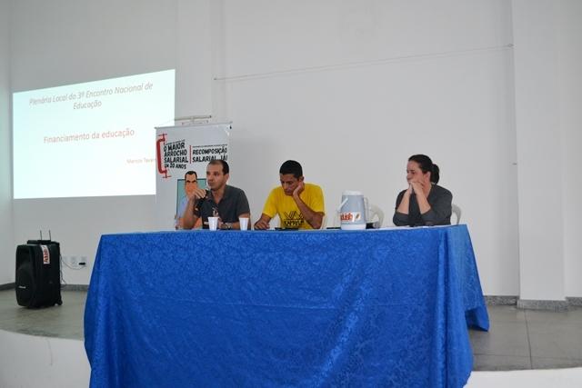 Pré-ENE: acesso, permanência e financiamento da educação pública