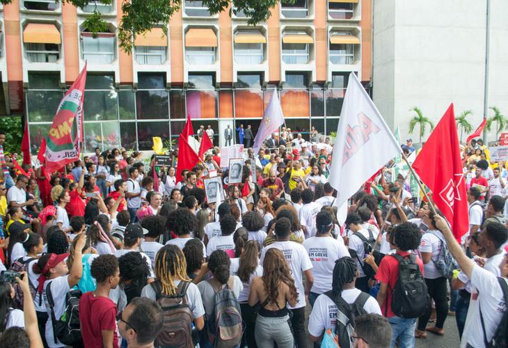 Linha do tempo: 45 dias de luta contra os ataques do governo Rui Costa