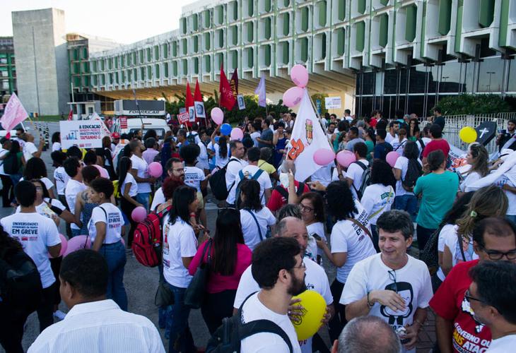 Participe do acampamento da SEC e construa a resistência