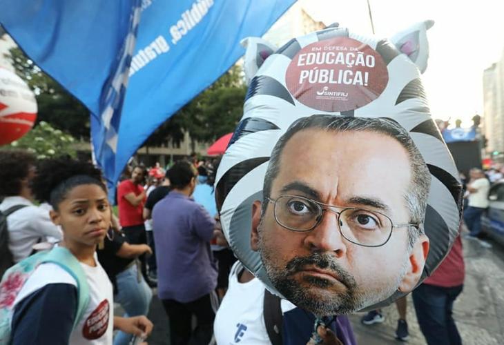 ANDES-SN aciona justiça contra declarações de Weintraub sobre professores
