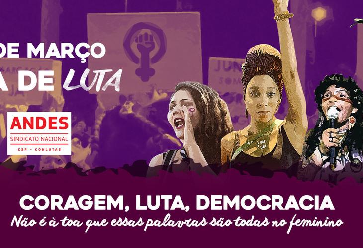 8M | Luta das mulheres trabalhadoras