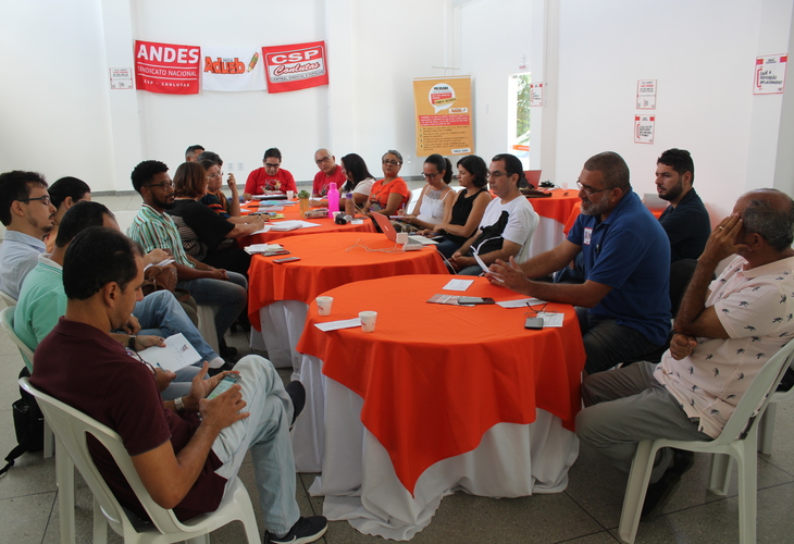 Fórum das ADS indica aprovação de estado de greve ainda no mês de março