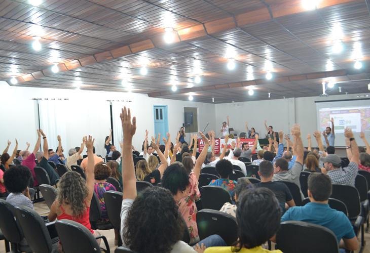 Professores da Uesb permanecem em greve e aprovam contraproposta ao governo