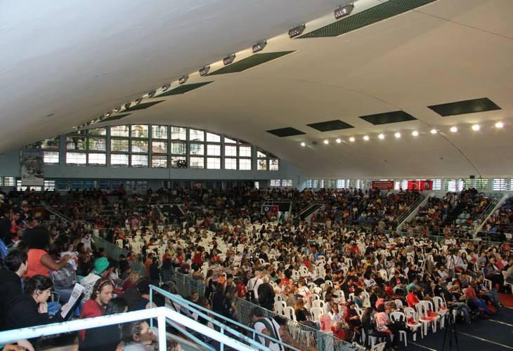 Durante três dias, mais de dois mil representantes de movimentos sociais, sindicais e populares de todo o país debateram os rumos da educação no Brasil