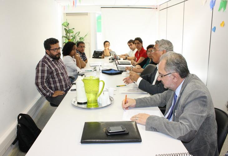 GT Carreira Tripartite inicia estudo do estatuto do magistério
