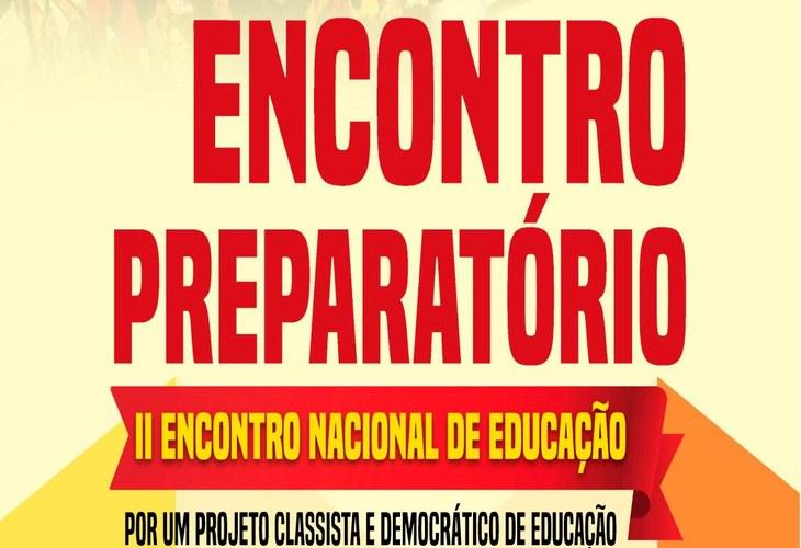 Etapa Preparatória do ENE acontece de 8 a 10 de abril