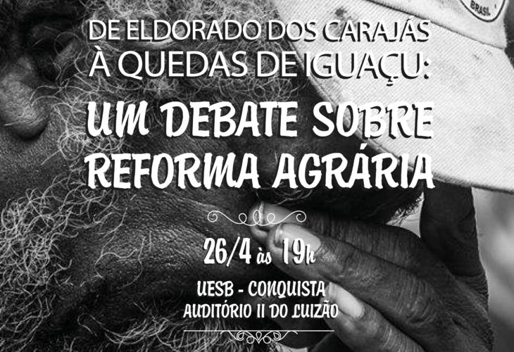 Curso de Formação Política da Adusb debaterá reforma agrária