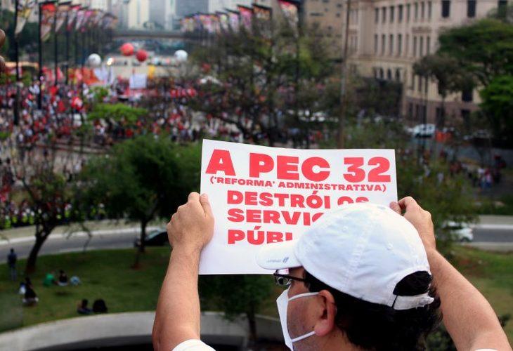 Servidores retomam luta contra Reforma Administrativa com Assembleia Nacional nesta sexta-feira
