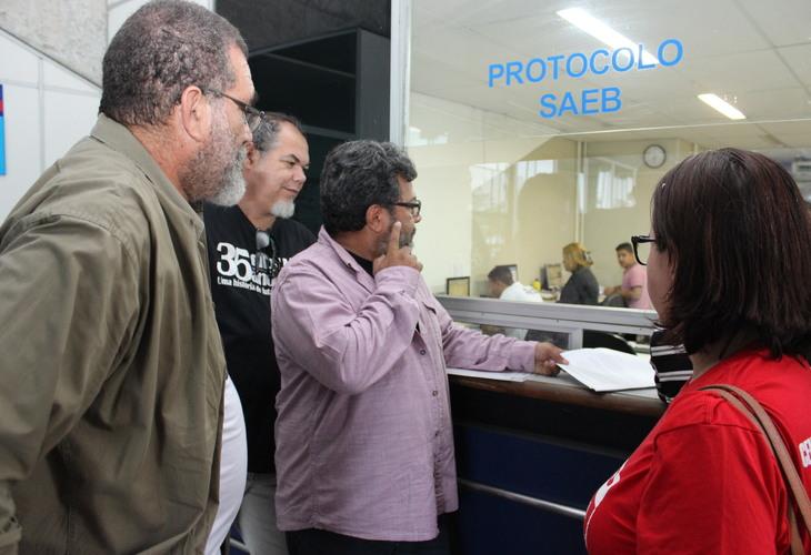 Fórum das ADs pressiona o governo para resolver os 1.042 processos de docentes travados nas Universidades Estaduais