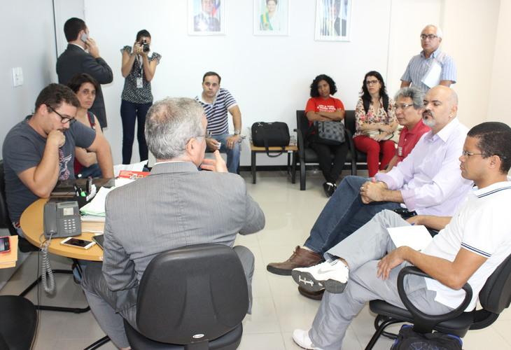 Fórum das ADs cobra agilidade na aprovação do PL do quadro de vagas