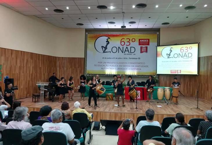 Tem início, em Fortaleza (CE), o 63º Conad