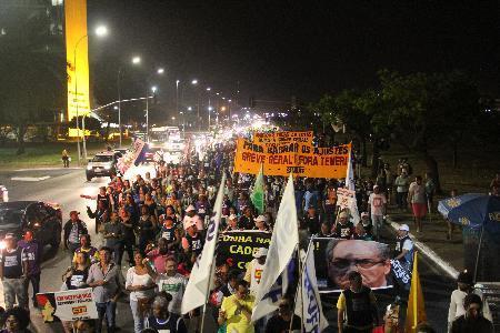 Jornada de Lutas: Centrais Sindicais indicam paralisações nacionais e greve geral