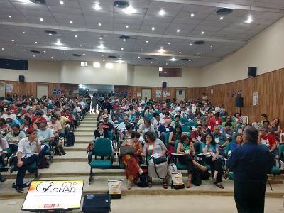 Plenária debate conjuntura e aponta necessidade de unidade para ampliar a luta