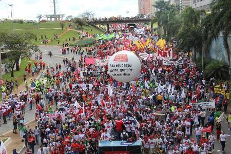 ANDES-SN propõe Frente em Defesa das Instituições de Ensino Superior Públicas