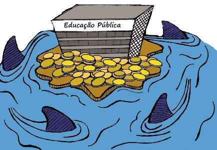 Projetos que tramitam no Congresso buscam a mercantilização da universidade pública