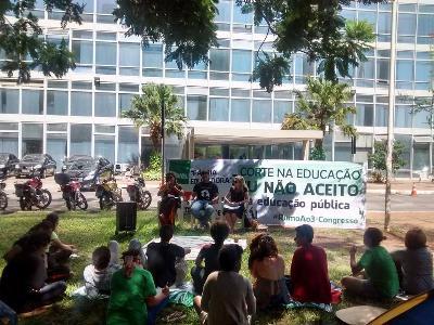 Anel exige solução do Ministério da Educação para corte no orçamento das universidades
