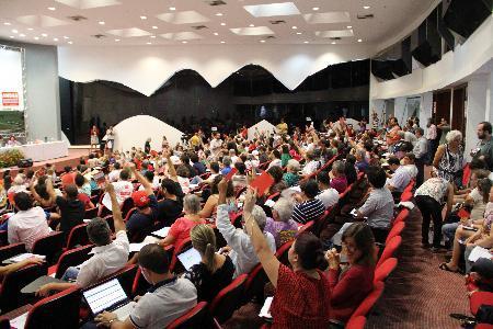Congresso do ANDES-SN define Plano de Lutas do Setor das Estaduais e Municipais
